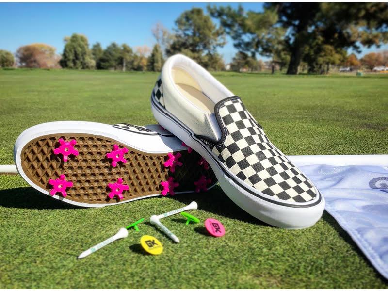 GolfKicks Traction Kit